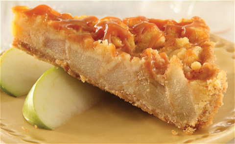 Foto Caramel Apple Granny Bar